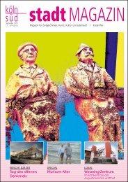 Mut zum Alter Tag des offenen Denkmals Weaning-Zentrum