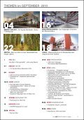 Mut zum Alter Tag des offenen Denkmals Weaning-Zentrum - Page 3