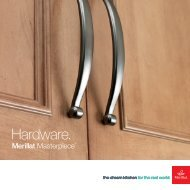 Hardware. - Statewide Cabinets, Inc.