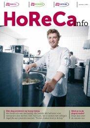 Horeca Info nr. 1 2013 - FNV Horecabond