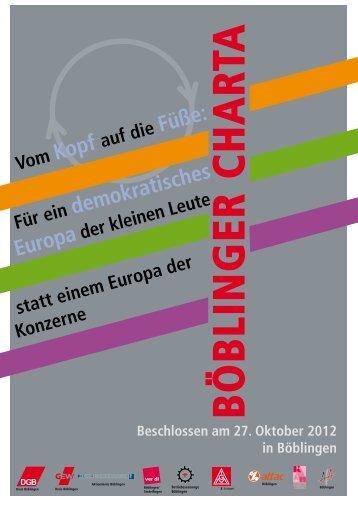 Böblinger Charta