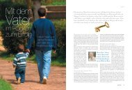 Mit dem Vater zum Erfolg - Beautiful Life - das Magazin für inneren ...