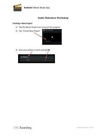 Android - Movie Studio App.pdf