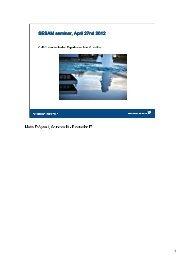 (Microsoft PowerPoint - SESAM pr\346sentation ... - Sesam Danmark