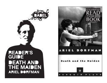 Ariel Dorfman - Just Buffalo Literary Center