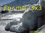 Formel 3x3 - JO SAC Angenstein