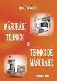 Masurari tehnice si tehnici de masurare - PIM Copy