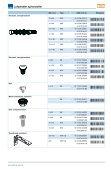 Loftpendler og konsoller Quick Guide - Solar Danmark A/S - Page 6