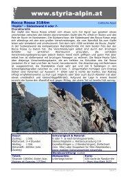 Rocca Rossa 3184m