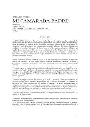 MI CAMARADA PADRE - Luis Emilio Recabarren