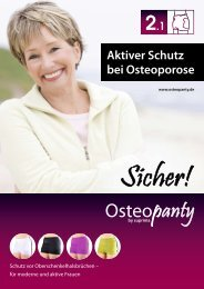 Osteopanty - Suprima GmbH