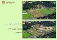 Planforslaget fra Bergen kommune - Bergen økologiske landsby
