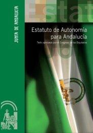 Estatuto de Autonomía - Junta de Andalucía