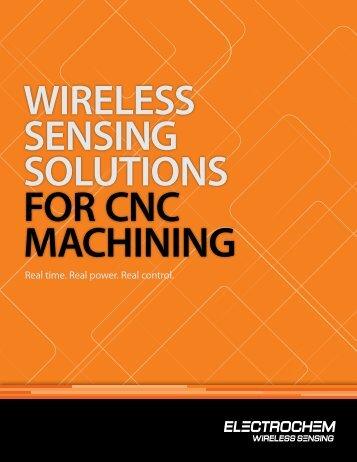 CNC Capabilities Brochure - Electrochem Solutions