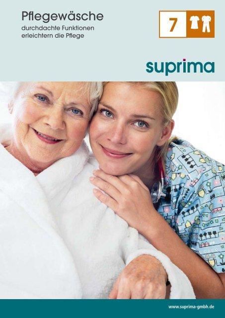 Pflegewäsche - Suprima GmbH