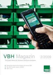 VBH Magazin 2/2009