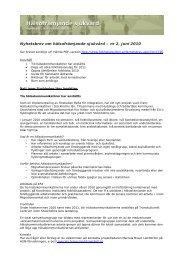 Hälsofrämjande sjukvård juni 2010.pdf - Folkhälsoguiden
