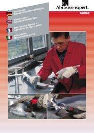 Aluminiumguss: Entgraten und Beischleifen von Überläufen ...