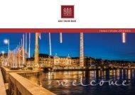 Herbst I Winter 2013/2014 - Grand Hotel Les Trois Rois