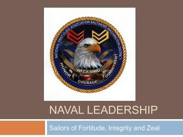 NAVAL LEADERSHIP