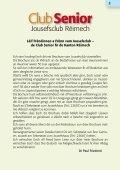 Club Senior - Seite 3