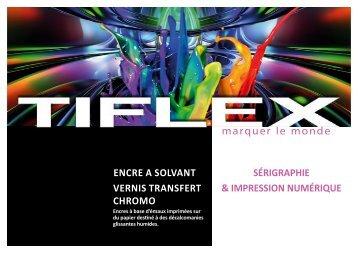 Télécharger notre fiche produit (PDF, 340 Ko) - Tiflex