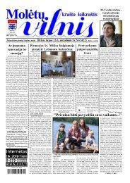 2011 m. liepos 12 d., antradienis Nr.54 - 2013 - VILNIS