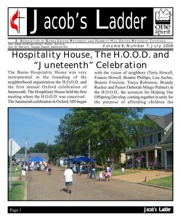 May-June 2008 Jacob's Ladder - Burns United Methodist Church ...