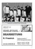 Pfingstcup Heft 2012 - SV Harderberg von 1950 eV - Seite 7