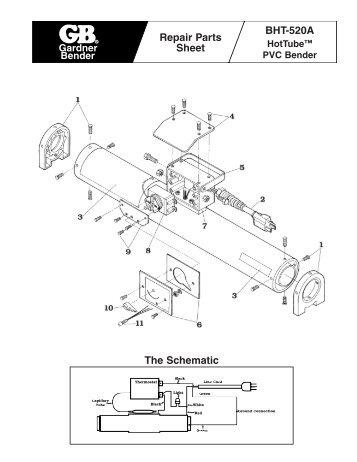 BHT-520A(old) Repair - Gardner Bender