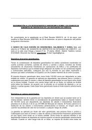 BCEISS - n - Fondo de Garantía de Depósitos - Caja España-Duero