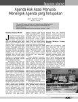 prospek penegakan ham - Elsam - Page 5