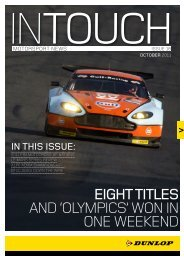 download PDF in English - Dunlop Motorsport