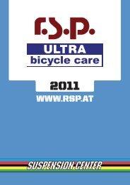 bicycle care - Suspension Center