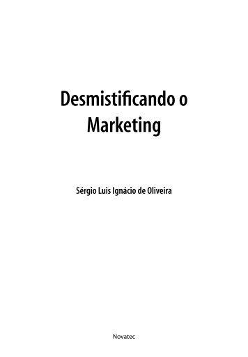 Desmistificando o Marketing