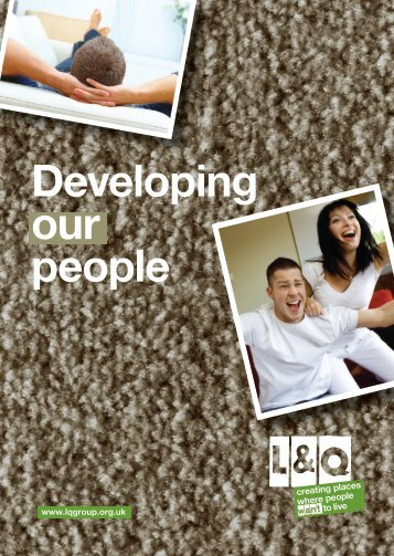 Developing our people - London & Quadrant Group