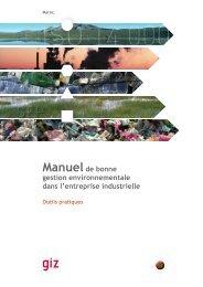 Manuel Gestion Environnementale- Maroc - REME