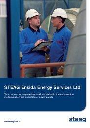 STEAG Ensida Energy Services Ltd.