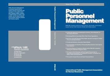 IPMA Fall PPM 08 cover.qxp