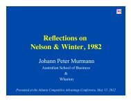 Slides from Presentation - z-professor-murmann.info