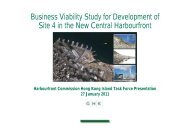 Business Viability Study for Development of Site 4 in the New ...
