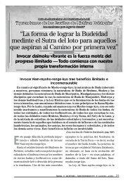 """""""La forma de lograr la Budeidad medinte el Sutra del loto ... - SGI-USA"""