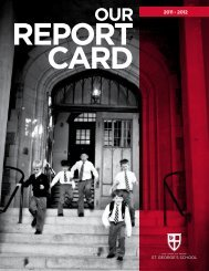 Click here to read the 2011-2012 St. George's School Report Card.