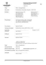 Miljö- och byggnämndens protokoll 20060926.pdf - Gnosjö kommun