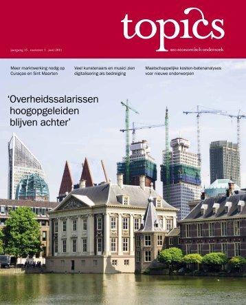 Topics juni 2011 - SEO Economisch Onderzoek