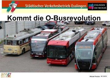 wie in Esslingen geplant - TrolleyMotion