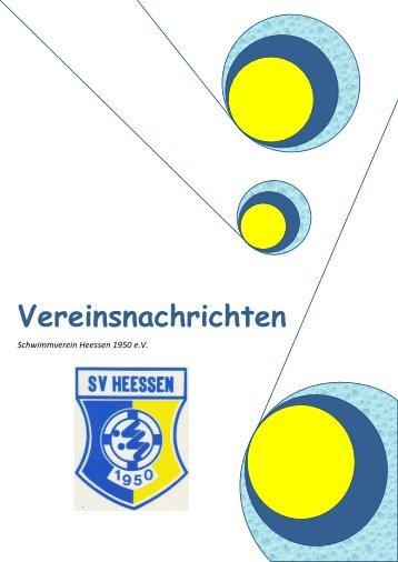 Vereinsnachrichten - SV Heessen