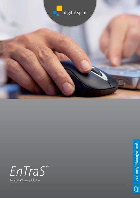 EnTraS®-Broschüre - Compliance Training