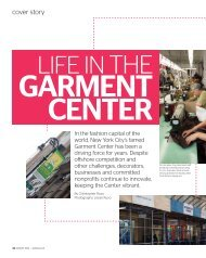 Life In the Garment Center - American Business Media