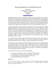 A Brief outline of Research Proposal for PhD thesis